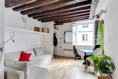 Beau studio au coeur du quartier montorgueil-saint-sauveur