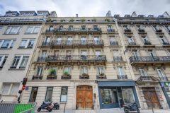 Bureau occupé - idéal investissement locatif au coeur du 8ème arrondissement