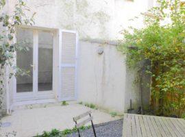PARIS 15-Studio avec Jardin - Quartier DUPLEIX Bd de GRENELLE