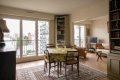 #VENDU# #EXCLUSIVITE# - PARIS 15 - GEORGES BRASSENS Beau 4 pièces avec balcons -VENDU EN 1 JOUR AU PRIX