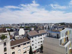 #VENDU# #EXCLUSIVITE# - PARIS 18 - 2 PIÈCES A RÉNOVER - BALCON TERRASSE ET VUE IMPRENABLE