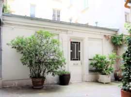 PARIS 6 - CHERCHE MIDI - SAINT PLACIDE 1/2 PIECES DE 25 M2
