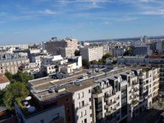 #VENDU# PARIS 19 - GRAND 2-3 PIÈCES MODULABLE  AVEC VUE IMPRENABLE