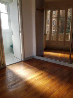 #EXCLUSIVITE# - LOCATION PARIS 20- Deux pièces avec balcon filant et vue dégagée