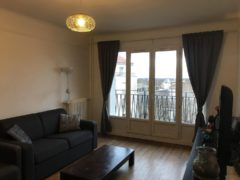 VINCENNES :  Appartement de 2 pièces rénové avec balcon
