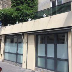 PARIS 18 - MUR DE BOUTIQUE ou LOCAL COMMERCIAL LIBRE