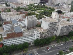 #EXCLUSIVITE# - PARIS 13 - PLACE D'ITALIE - TOUR BERYL - 2 PIECES VUE DEGAGEE AVEC PARKING