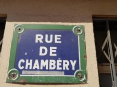 #EXCLUSIVITE# - PARIS 15 - PARKING A VENDRE EN SOUS SOL RUE DE CHAMBERY. NIVEAU -1