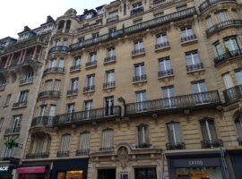 #EXCLUSIVITE# - PARIS 17 - RUE DE COURCELLES - CHAMBRES ATTENANTES