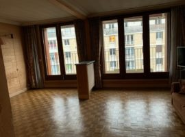 #EXCLUSIVITE# - PARIS 19 - RUE HAUTPOUL- 3 PIECES A RENOVER - TRAVERSANT- 2 BALCONS