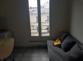 #EXCLUSIVITE# - PARIS V - STUDETTE - RUE DE LA CLEF - IDEAL INVESTISSEMENT LOCATIF