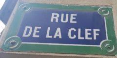 #EXCLUSIVITE# - PARIS V - RUE DE LA CLEF - CHAMBRE AVEC MEZZANINE