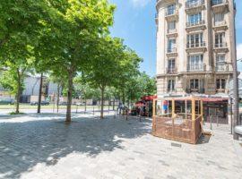 #EXCLUSIVITE# - PARIS 15-PORTE DE VERSAILLES - 4 pièces- 2 chambres - charme de l'ancien
